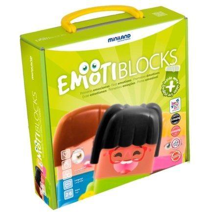 Emotiblocks - Primeras Emociones