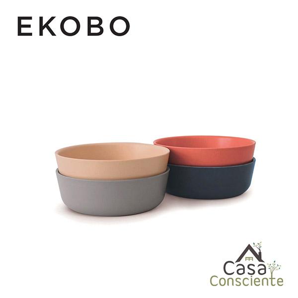 Ekobo Set Bowls - Scandi